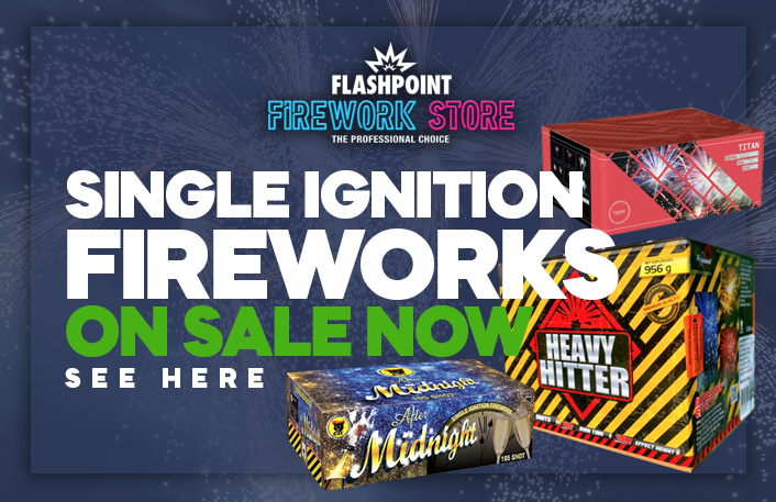 Buy singlie ignition fireworks