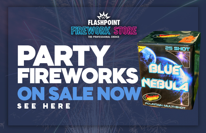 Buy party fireworks